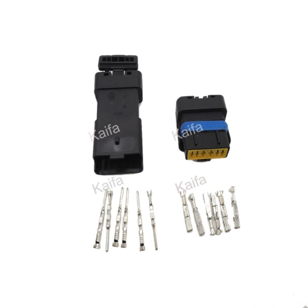 5 set 6Pin car connector,FO Turn light Plug,FO lamp socket,FCI Car Sensor connector for  Automotive,car truck.<br><br>Aliexpress