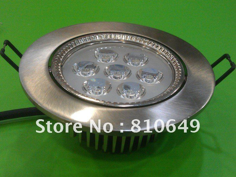 Free shipping wholesale best quality new style 7W led downlighting with CE&amp;RoHS<br><br>Aliexpress