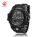OHSEN Brand Hours Digital Watch relojes para hombre Men s Clock Quartz Relogio Masculino Military Sport