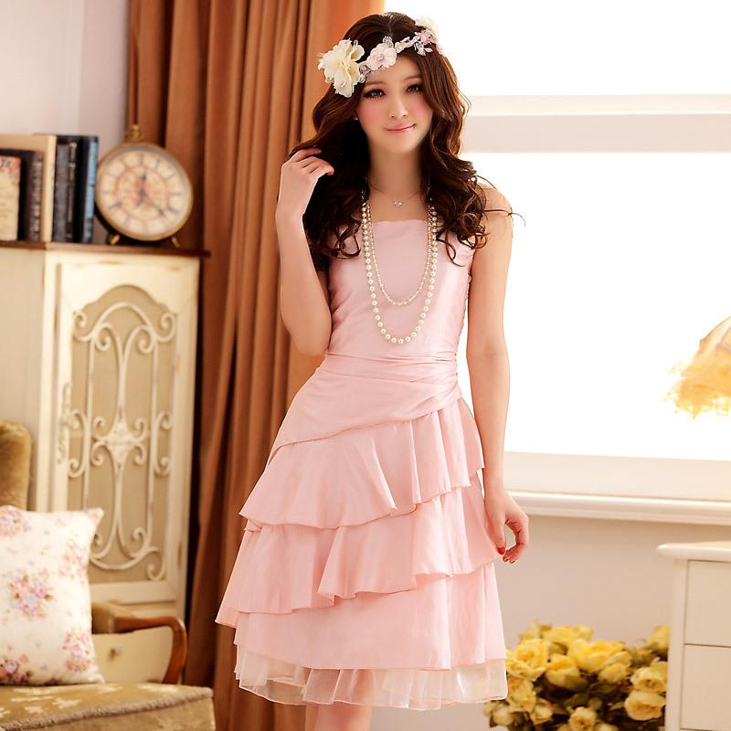 Beautiful Summer Dresses Hot Girls Wallpaper