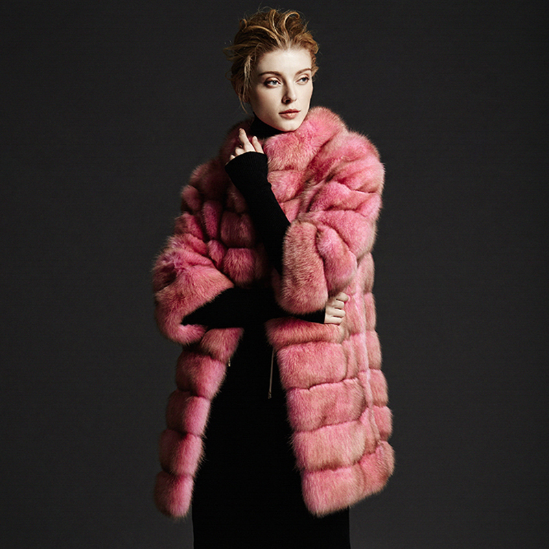 High Quality Red Mink Coat Promotion-Shop for High Quality