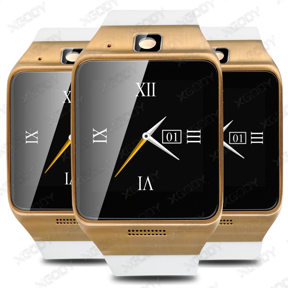 Smart Wrist Watch Bluetooth Phone Mate For IOS&Android iPhone Samsung HTC LG New(China (Mainland))