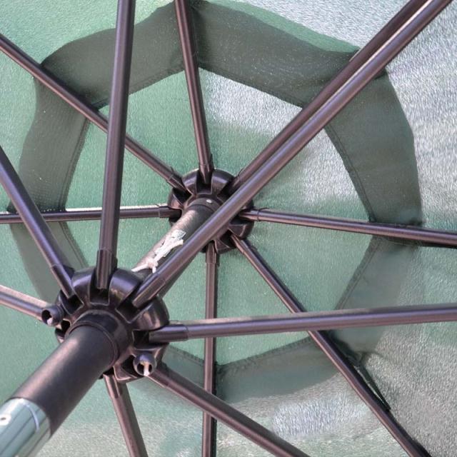 Outdoor patio umbrellas umbrella hand column Straight aluminum Tiesan beach stall advertising thickening<br><br>Aliexpress