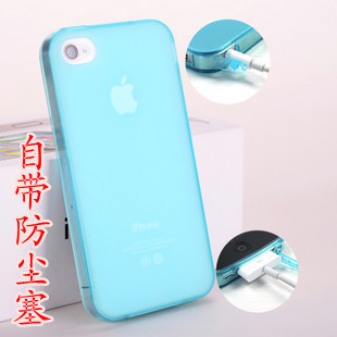 2015 New Promotion For Apple For Iphone5 Mobile Phone Case For Iphone 5 Set Of Clean Water Syncronisation Dust Plug Protective