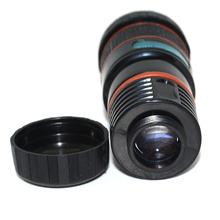 8 XZoom telescopio óptico Monocular única para el iPhone 4 / 4S exterior