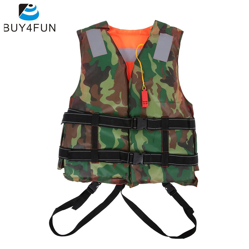 Outdoor inflatable life vest Life Jacket Adult Polyester Camouflage Survival Vest Safety Product Watersport Life Vest(China (Mainland))