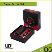 100% Original Youde UD Balrog 70w TC Starter Kit with 3ml Balrog Tank and 70W TC/VW Mod