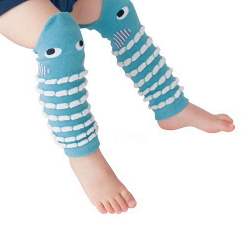 Fashion Cotton New Born Knee Pads Leggings Winter Baby Leg Warmers for Girls Baby Boy Leg Warmers