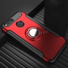 Funda armadura resistente para Huawei P20 Lite P30 Pro P10 P Smart 2019 Plus Honor 8 9 10 8X7X8 S Mate 20 NOVA 3 3i 10i titular de la cubierta del(China)