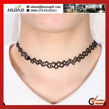 Hot New fashion jewelry Fishing Line weave tattoo choker necklace gift for women girl lovers