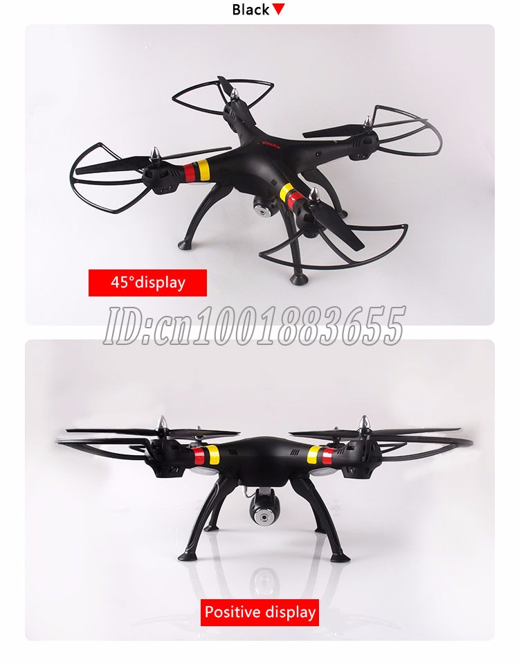 Syma X8C Upgrade RC Drone with 2MP Camera 2.4G 6Axis RTF drone RC Quadcopter Helicopter Fit SJ6000 Camera VS X8G