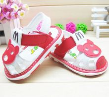 New arrival 2015 summer baby girls and boy sandals PU leather baby shoes infant toddlers shoes sandals girls footwear(China (Mainland))