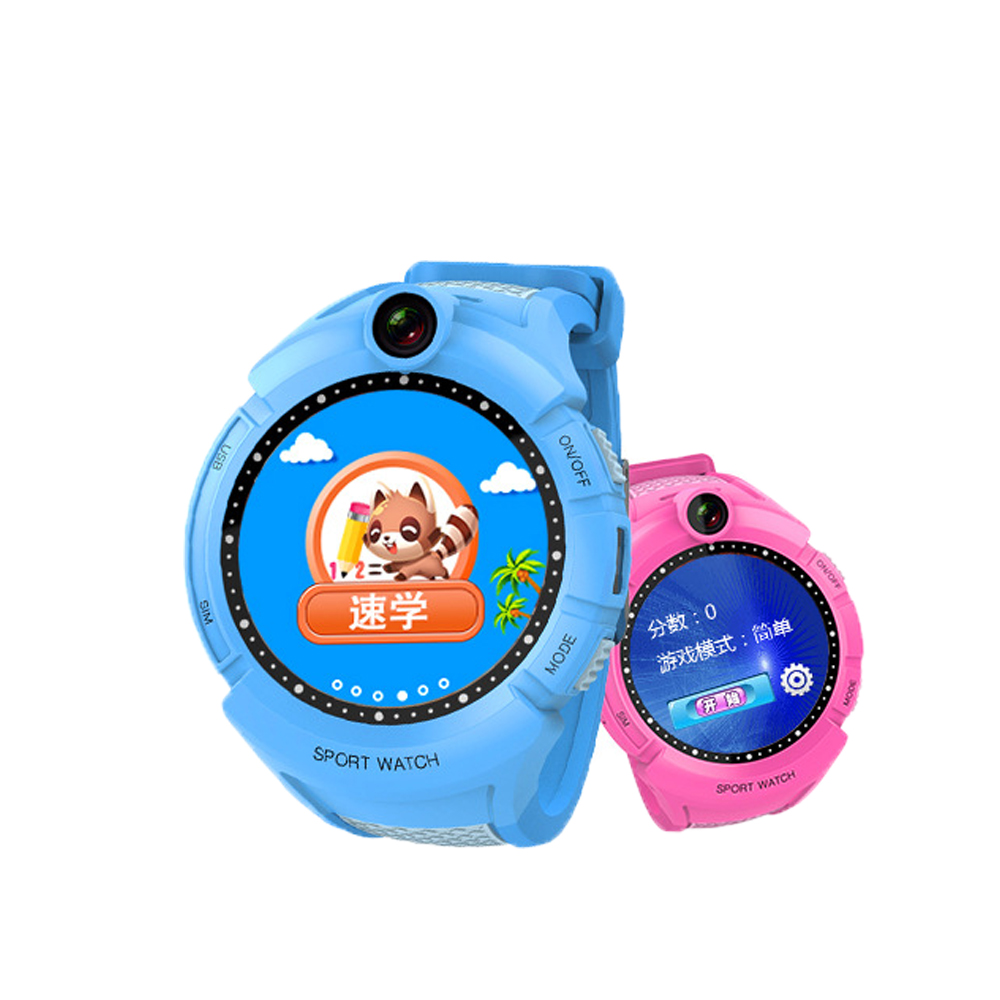 Q90LBS GPS Tracker Watch For Kids SOS Emergency GSM Smart Mobile Phone App For IOS & Android Smartwatch Wristband Alarm Q50 GT08(China (Mainland))