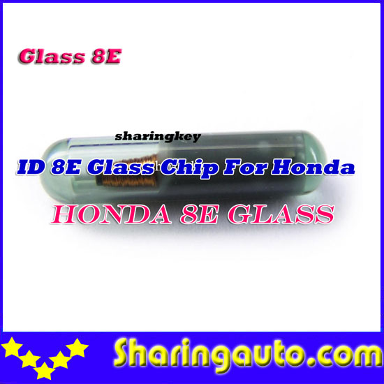 Free shipping ID 8E Glass Chip For Hond (10pcs/lot)<br><br>Aliexpress
