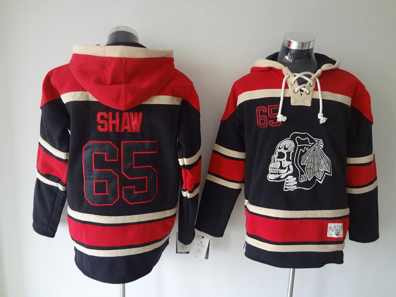Chicago Blackhawks Mens Ice Hockey Hoodies #65 Andrew Shaw Red Hoodies 2084<br><br>Aliexpress