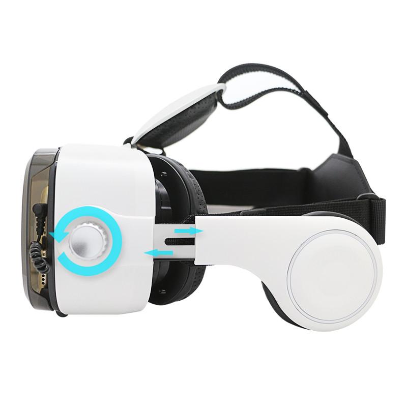 virtual reality goggles 3d glasses original bobovr z4 bobo vr z4 mini google cardboard vr box 2. Black Bedroom Furniture Sets. Home Design Ideas