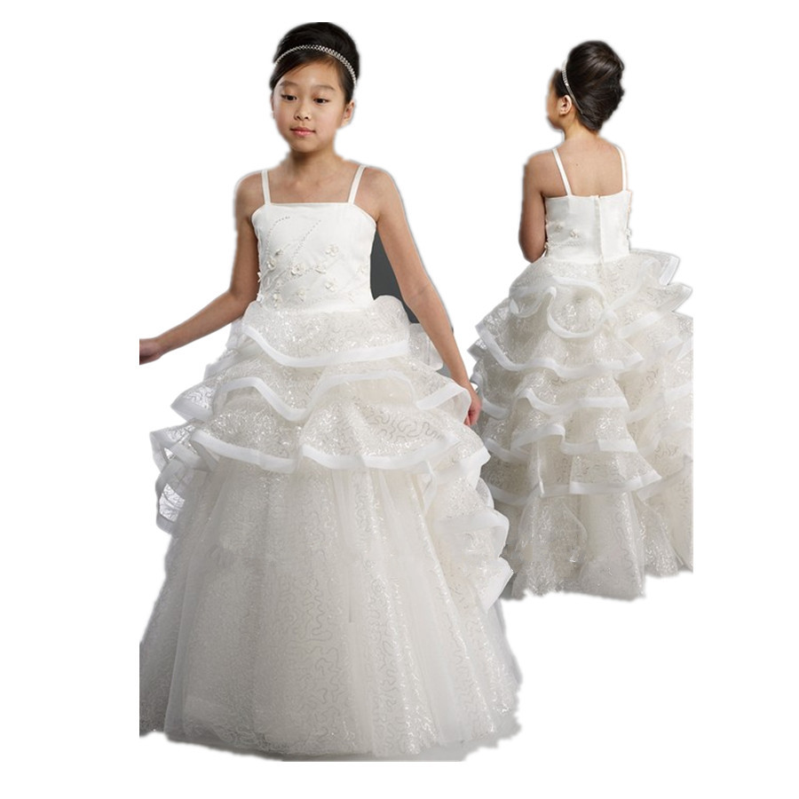 Macys Flower Girl Dress - Flower
