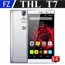 "Original THL T7 5.5"" IPS MTK6753 octa core Android 5.1 4G FDD LTE smartphone GPS 13MP 3GB RAM 16GB ROM dual sim 4800mAh Battery(China (Mainland))"