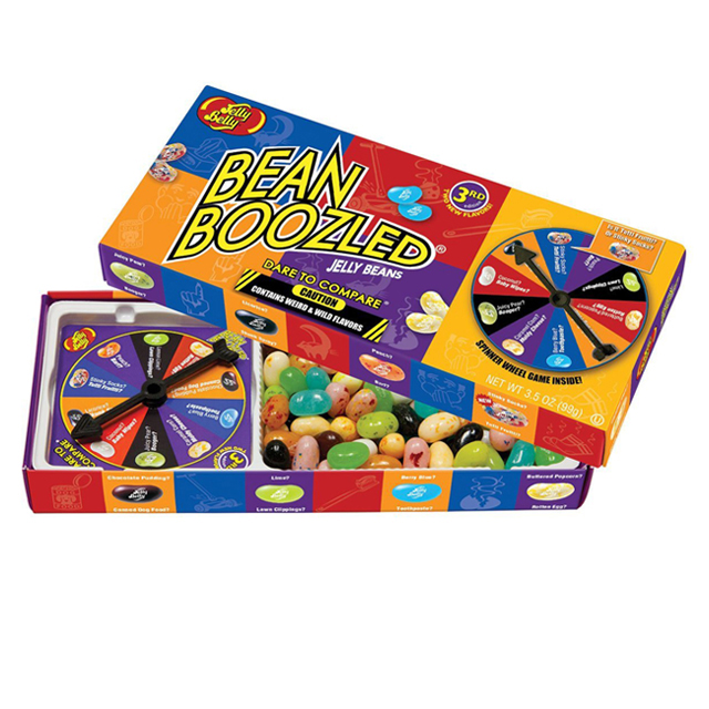 Гаджет  Hot Sale Beans Boozled Harry Potter Jelly Bean Jelly Box Bean Boozled Beans Crazy Sugar Adventure Tricky Game Funny Sugar 99g None Еда