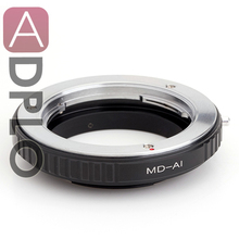 Buy pixco Macro lens Adapter Ring Glass Works Minolta MD MC Lens Nikon F Mount camera Adapter Ring D3100 D5100 for $14.59 in AliExpress store