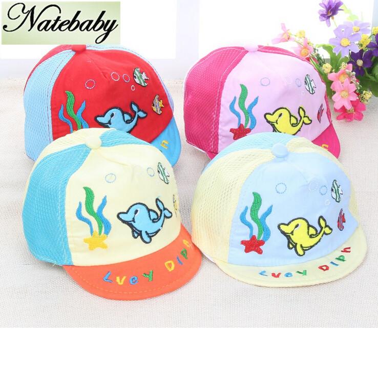 Hot sale children baby baseball cap visor soft caps along wholesale NE0465(China (Mainland))