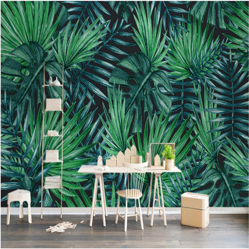 Online get cheap tropical bedding for American tropical mural