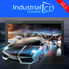 """Promotion!!! Industrial 10.1 inch IPS widescreen monitor with multi-interfaces 10.1"""" hot sale embedded LCD monitor(China (Mainland))"""
