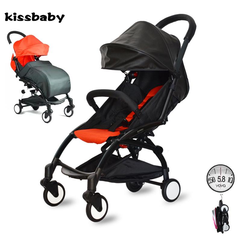 Детская коляска Kissbaby 10