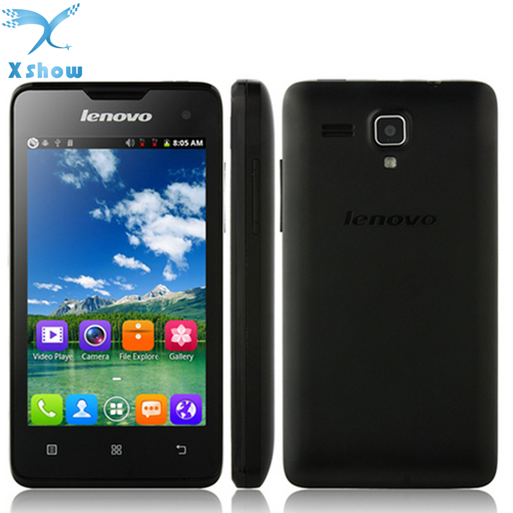 "Original Lenovo A396 Quad Core Android 2.3 256MB RAM 256MB ROM 2MP 4.0"" 800*480 Wifi WCDMA 3G Dual Cards Bar Cellphone(China (Mainland))"