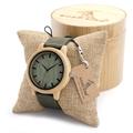 BOBO BIRD 100 Natural Bamboo Wood Watch Top Brand Designer Watches Luxury Bamboo Wooden Watch in