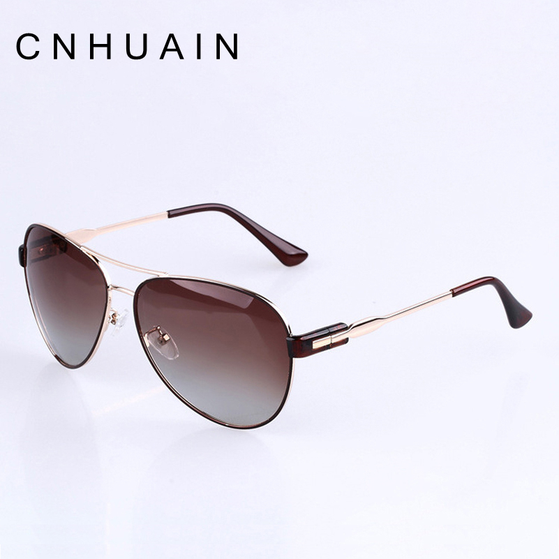 CNHUAIN Women's Glasses Female Famous Brand Polarized Sunglasses Woman Fashion Luxury Designer Sun Glasses For Women Oculos(China (Mainland))