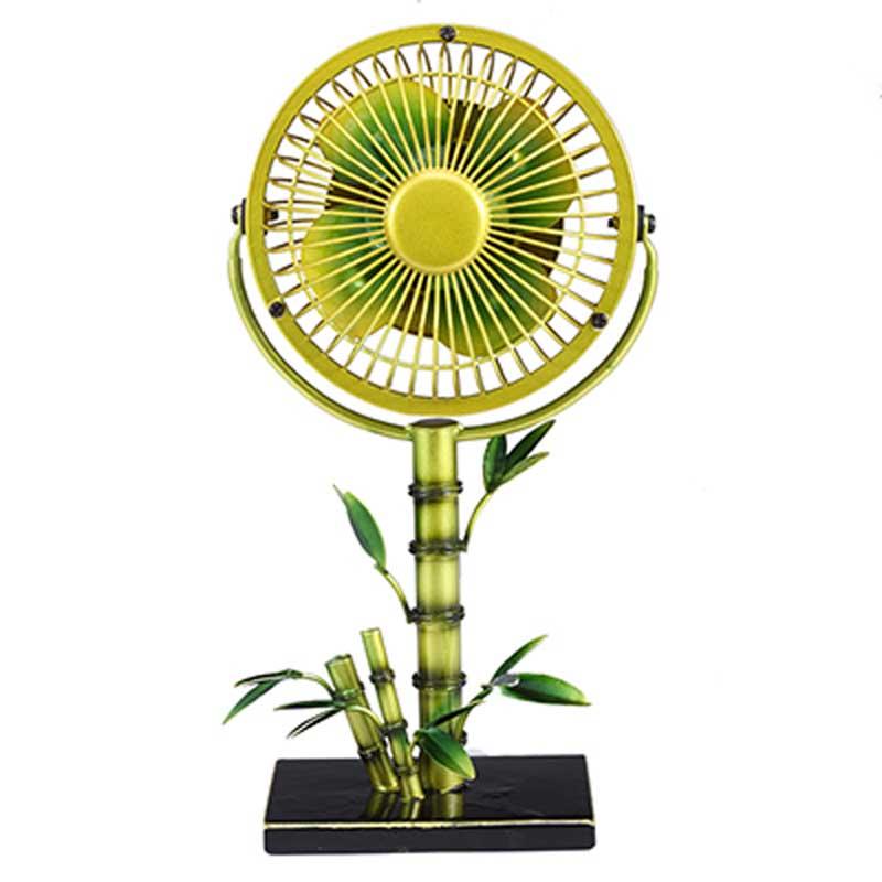 electric fan home decorative art bamboo shape mute full wall art wallpapers free