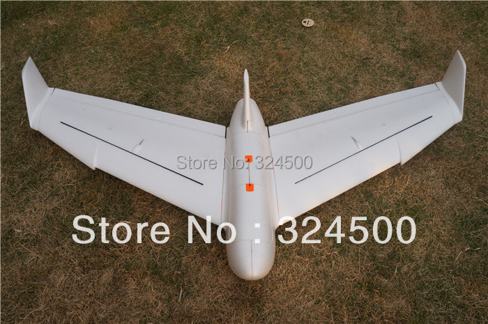 New Version Arrival Skywalker X6 Flying Wing White Glider Modle Airplane Kits 1.5 Meters FPV EPO Large RC UAV Plane x-6 Aircraft(China (Mainland))