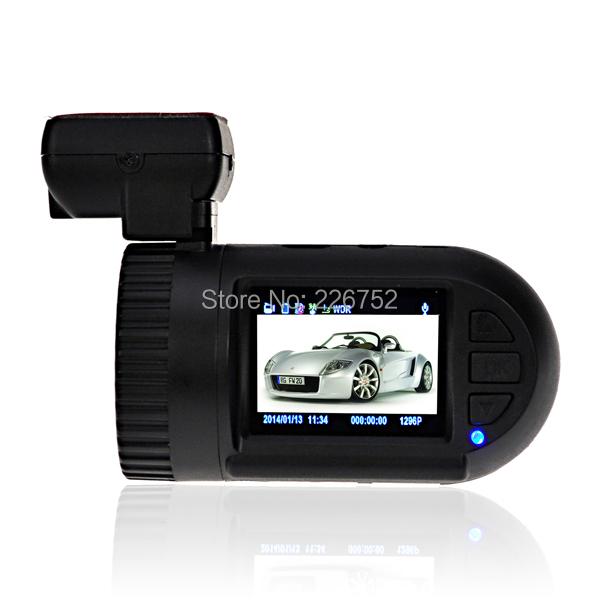 Мини 0805 HD 1296 P 3 м 1.5 дюймов автомобильный видеорегистратор черный ящик видеорегистратор Ambarella A7 чип g-сенсор GPS