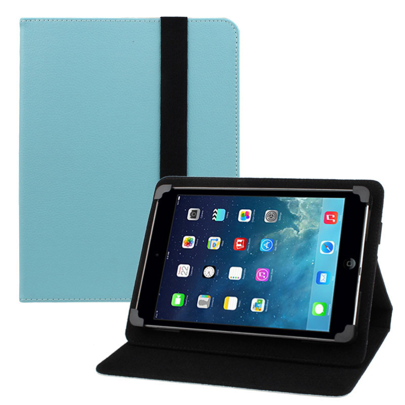 Hot selling Universal 7 inch Leather Stand Skin Case Cover For PC Android Tablet(China (Mainland))