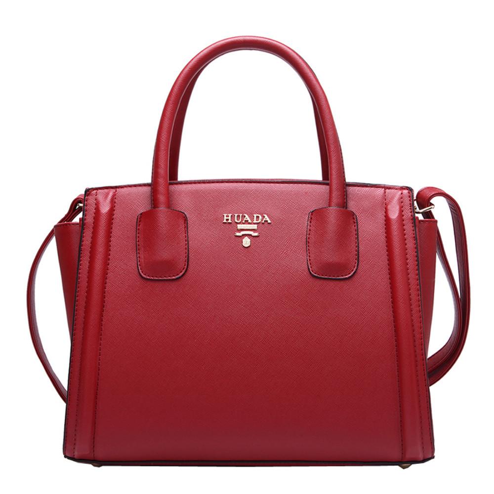 Ladies's Genuine Leather Purse Luggage Shoulder Bag Crossbody Handbag Cowskin Casual Party Lady Formal Fashion Free Ship