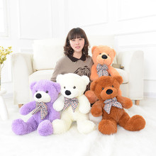 New High Quality Big 60cm Giant Cut Teddy Bear Plush Toys Stuffed Teddy Cheap Pirce Gifts for Kids Girlfriends(China (Mainland))