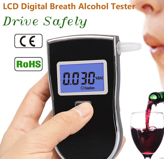 Digital alcohol tester--Patent,breath analyzer,alcohol tester,digital alcohol tester,health care,safety products,roadway safety(China (Mainland))