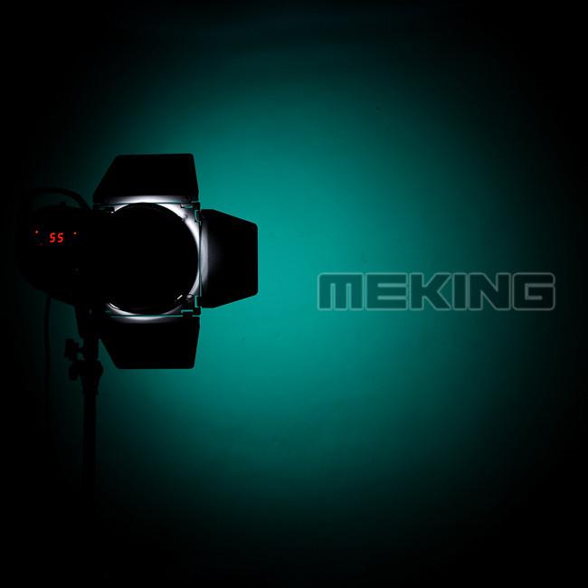 ถูก MekingสตูดิโอแฟลชB ArndoorสำหรับS Trobeรังผึ้งกริดแสงควบคุมsnoot 15cm-MKกับเจลกรอง