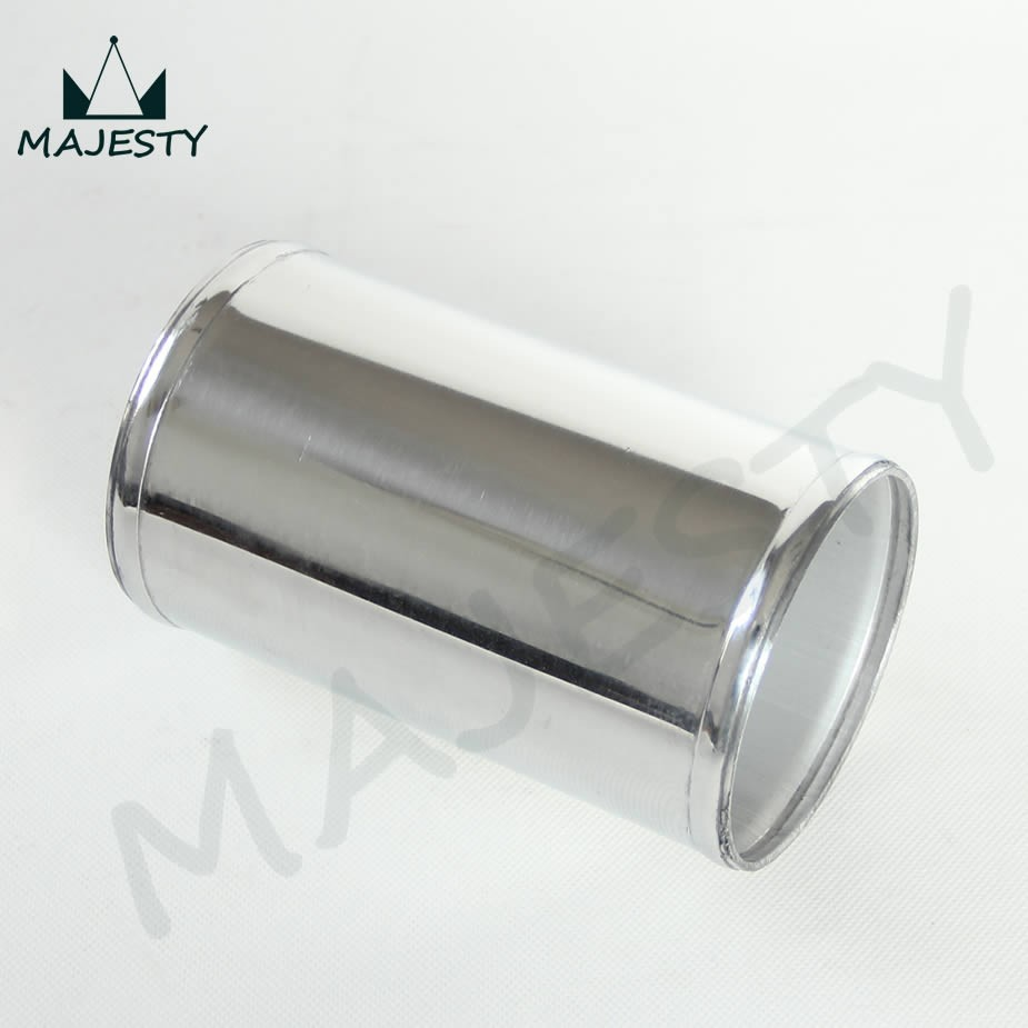 Mm quot inch aluminum turbo intercooler pipe piping tube
