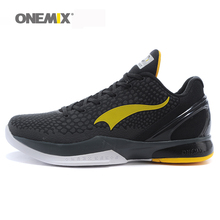 2016 Onemix new arrival mens basketball shoes cheap athletic sport sneakers basketball Trainers boots online sale US size 7- 12(China (Mainland))