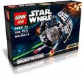 LEPIN 05014 Star Wars Rebels TIE Advanced Prototype Micro Fighters Minifigures Building Block Compatible with Legoe
