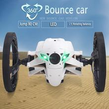 Buy Mini Bounce Car SJ80 RC Cars 4CH 2.4GHz Jumping Sumo RC Car Flexible Wheels Remote Control Robot Car for $30.00 in AliExpress store