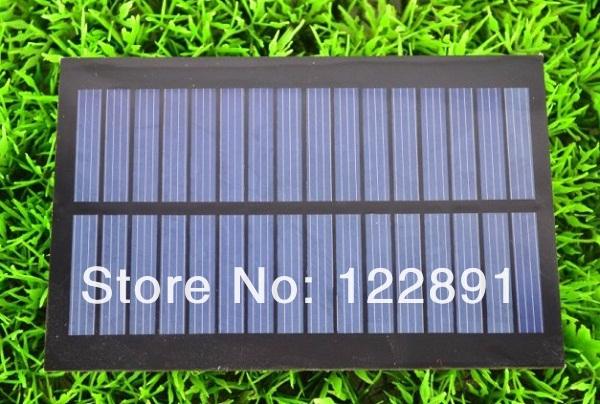 Mini Solar Cell 1 Watt 8V Solar Panel For Battery Charger PET Polycrystalline Solar Cell 145*95 mm 10pcs/lot Free shipping<br><br>Aliexpress