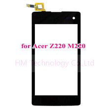 """Buy 4.0"""" Black TP Acer Liquid Z220 M220 Touch Screen Digitizer Glass Panel LCD Display Smartphone Replacement Part +Tools for $9.80 in AliExpress store"""