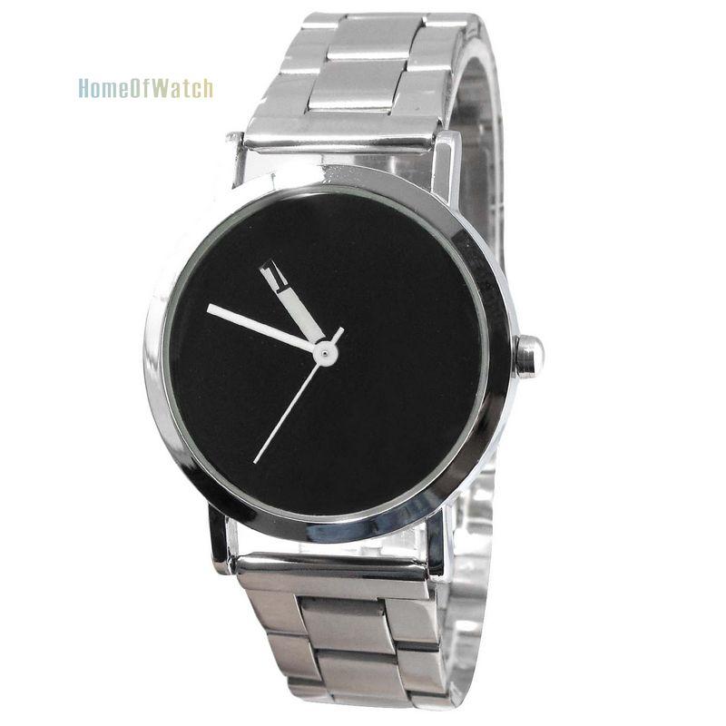 2016 New Brand Women's Fashion Simple Display Dial Wrist Watch Grid Stainless Steel Bracelet Quartz Watch (NBW0QU8094-BS2)(China (Mainland))