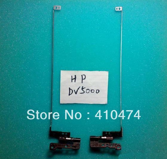 "Free Shipping 15.4"" New LCD Hinge L+R Set for HP Pavilion dv5000 dv5100 dv5200 Laptop Free Shipping(China (Mainland))"
