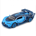 Bugatti GT Qianlong 1 32 Scale Diecast Car Model 3 Colors Kids Favourite Christmas Gifts With