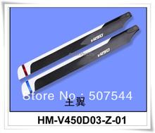 Walkera V450d03 Main Rotor Blades HM-V450d03-Z-01 V450D03 Parts Free Shipping
