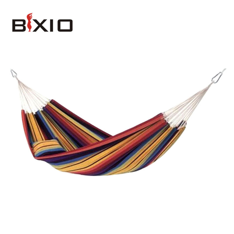 Гаджет  New Arrival Outdoor Trip Hammock High Quality Strengthen Canvas Cot Bed Leisure Style Load-Bearing 120KG+  Iqammocking BX-DC0001 None Мебель